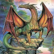 Загадки про дракона