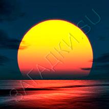 Загадки про Солнце