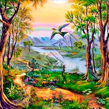 Потешки о природе