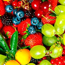 Загадки о фруктах и ягодах