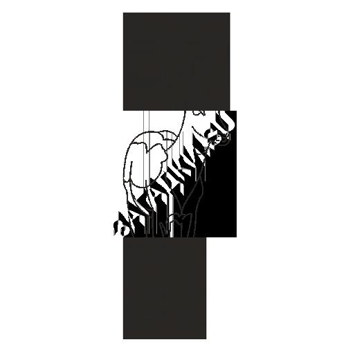 Раскраски-антилопы