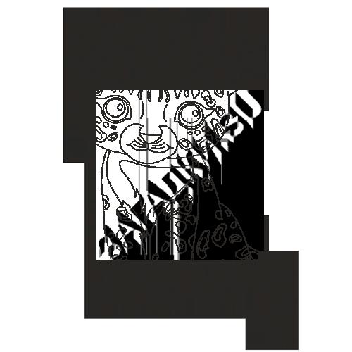 Раскраски гепарда