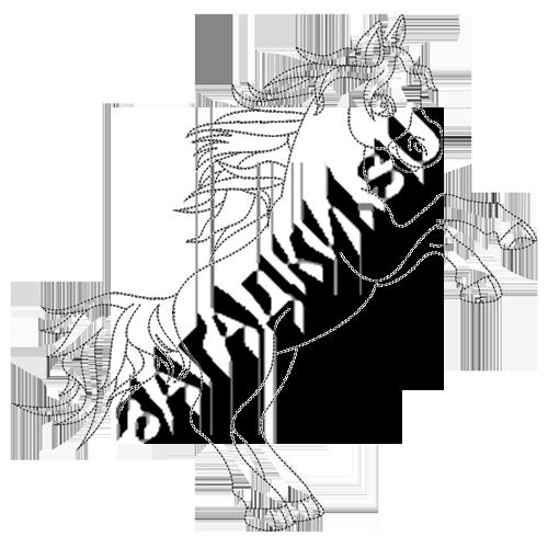 Раскраски коня