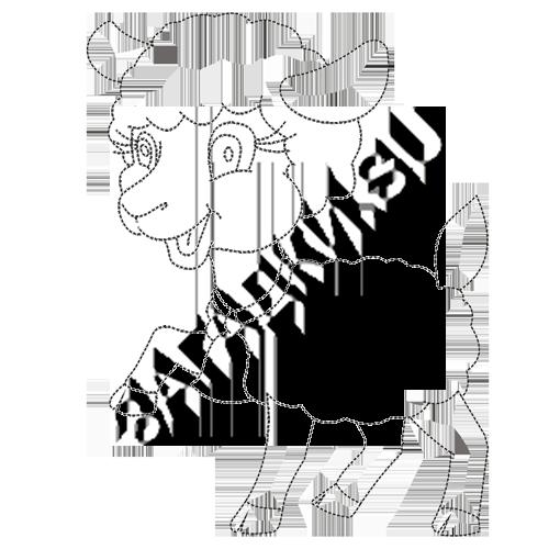 Раскраски овечки